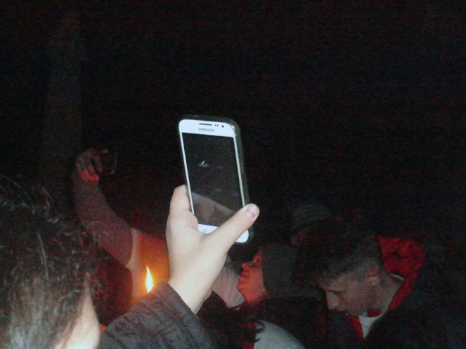 """Earth Hour"" 2016 - Pecica, Romania"