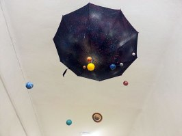 Model of Solar System