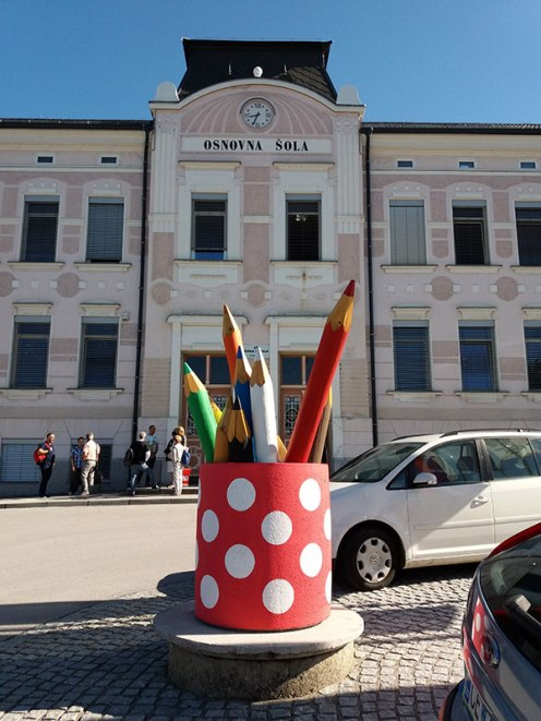 Sentjur Primary School, Slovenia