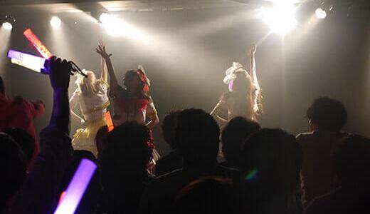 【ライブレポート】Rilly 無銭ワンマン公演「笑って 広めて 楽しんで!!!」