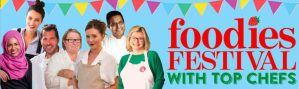 Foodies Festival 2017 Review