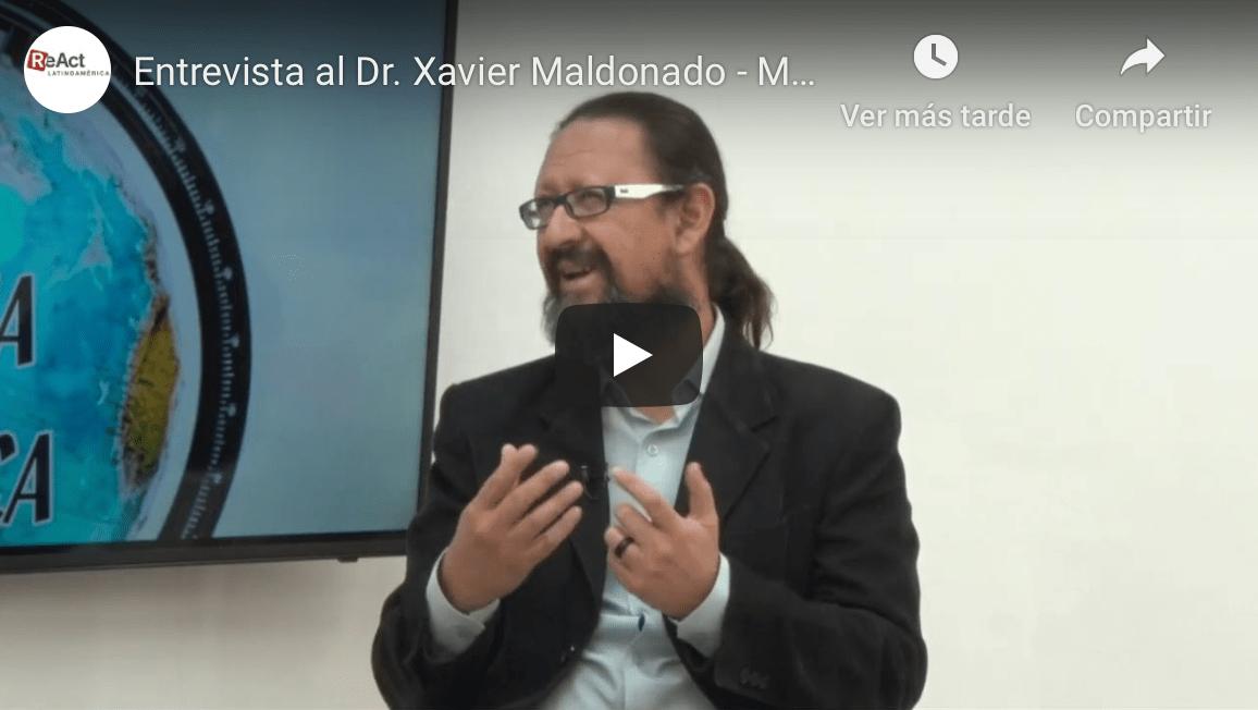 Mundo microbiano y la Alforja Educativa en los sistemas de salud