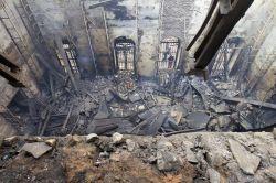 Islamisten branden wetenschappelijk instituut Egypte plat