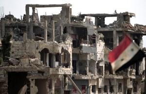 syrie oorlog