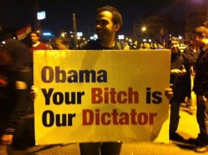 egypte obama