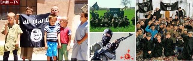 IS opvoeding in Bosnië
