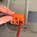 Prototype quick connect slide lock