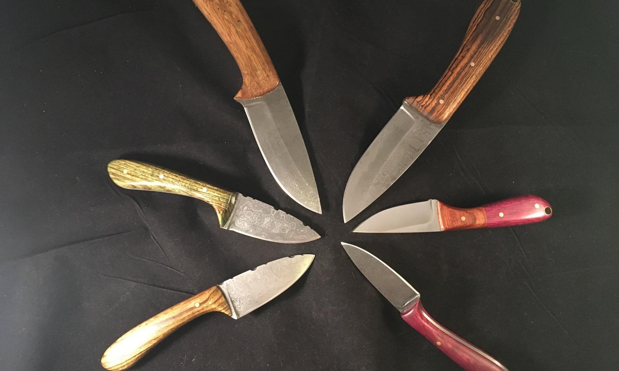 Jeremiah's Knives