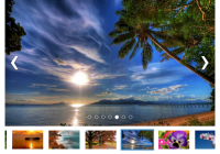 Responsive React Image Carousel Component