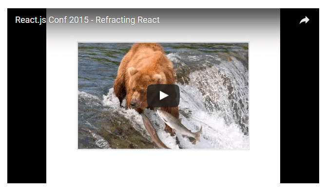 React js Powered YouTube Player Component | Reactscript