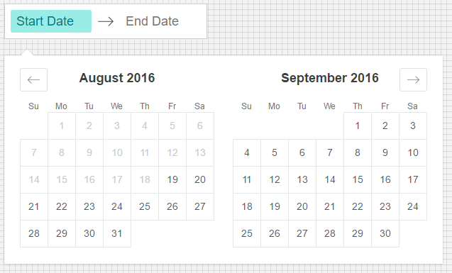 react-dates