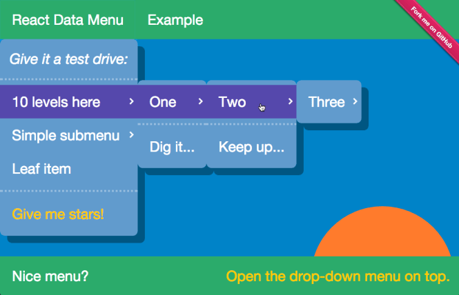 react-data-menu-component