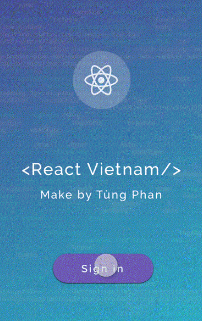 react-native-login-animated