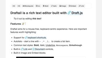 React js Markdown Editor Component | Reactscript