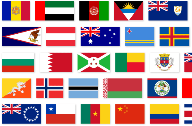SVG World Flags For React-min