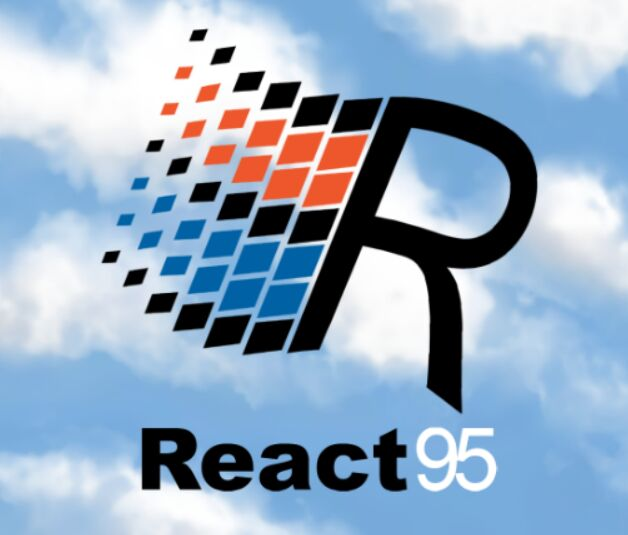 Windows 95 Inspired React Components Library - React95
