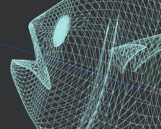 Hooks-based WebGL Library For React - Vertex