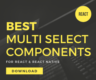10 Best Multiple Select ComponentsFor React & React Native