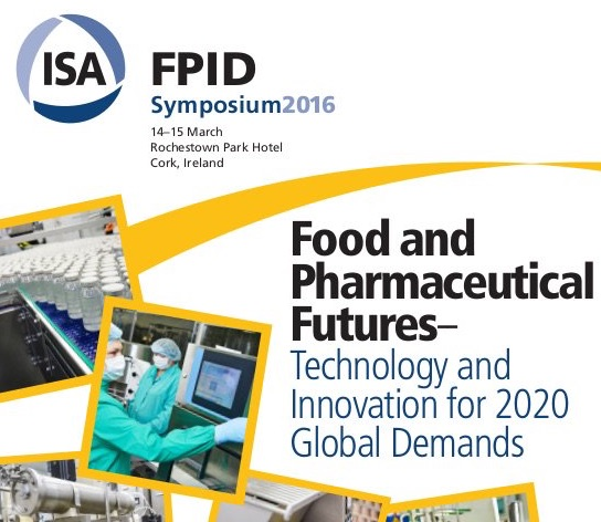 Food & Pharma Symp 2016