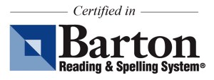 Darlene is Certified in Barton Reading & Spelling Systems