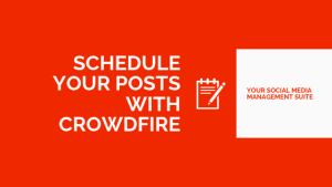 Use Crowdfire