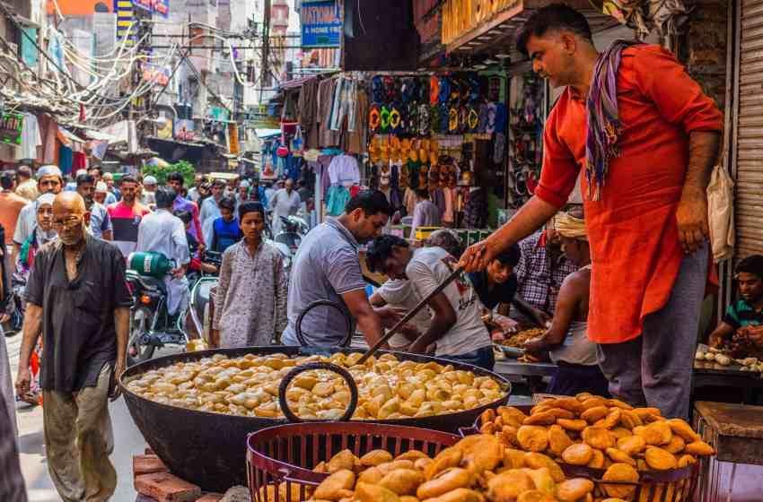 Delhi | Chaat, Halwa & Kebab of Delhi Belly