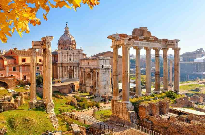 Rome | Enjoy The Night Away