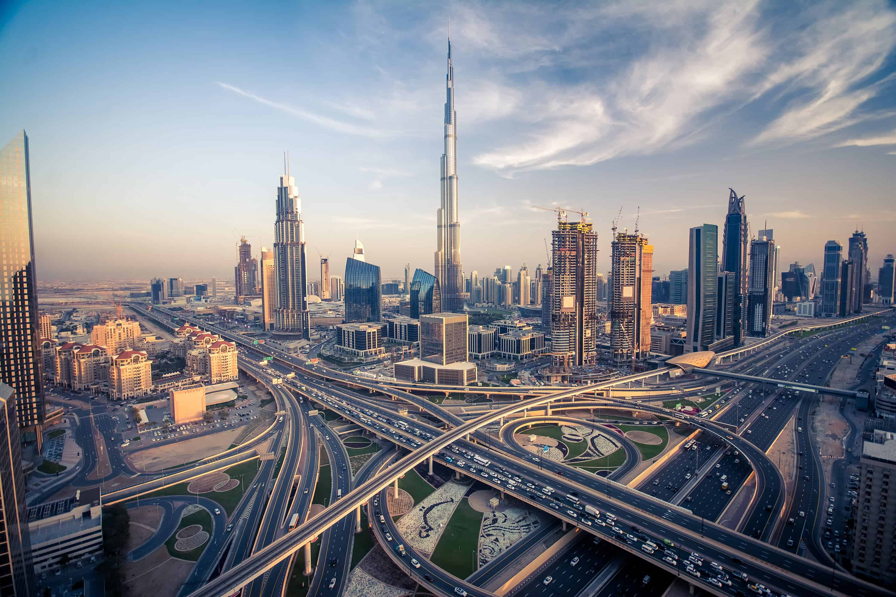 Dubai | The Glitzy Hot Spot