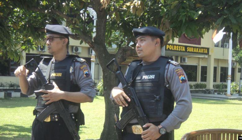 Polisi Provokator Aksi