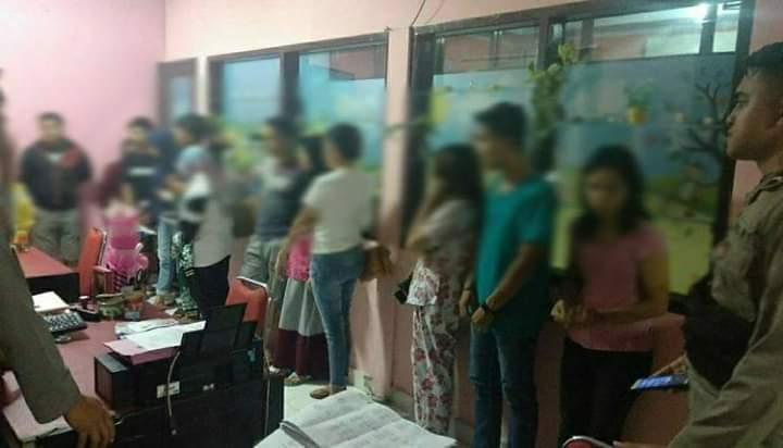 Prostitusi Online di Gorontalo