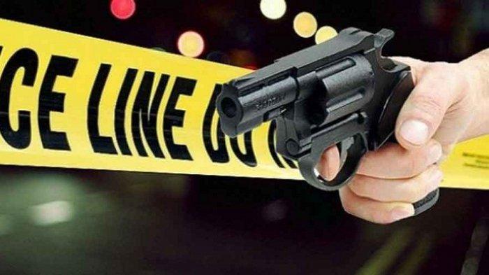 Ditembak Polisi Cengkareng