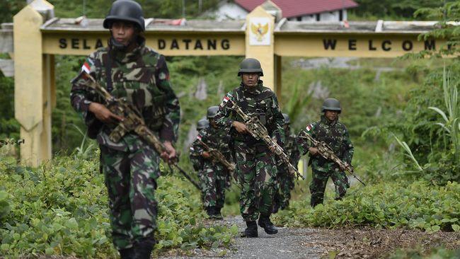 TNI Tewas