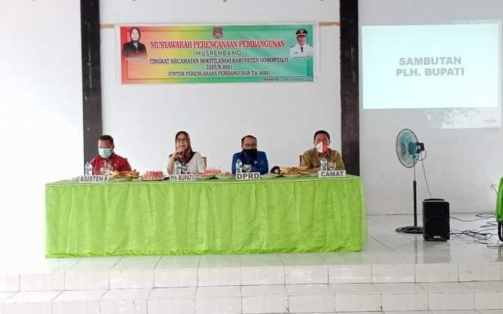 Angka Kemiskinan Kabupaten Gorontalo