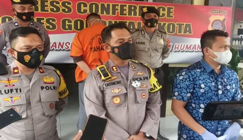 Pembunuhan Kota Gorontalo