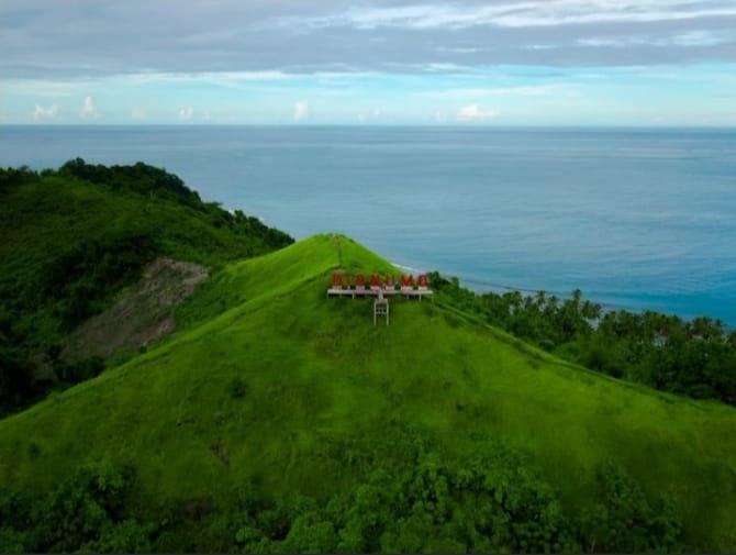 Wisata Pulau Diyonumo