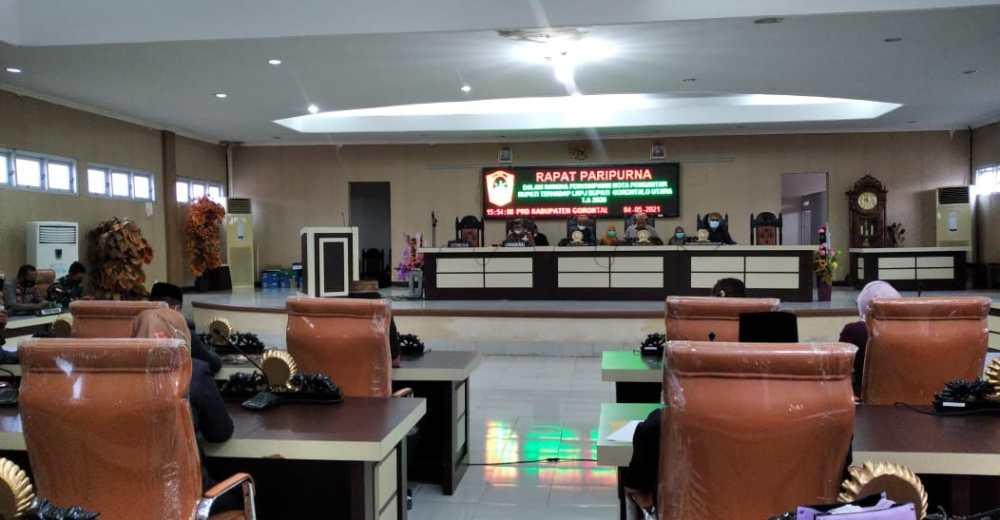 LKPJ Gorontalo Utara