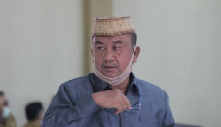 Gustam Ismail Hak Angket