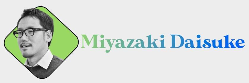 Miyazaki Daisuke Header