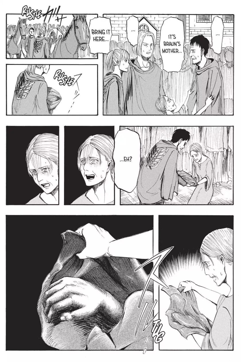 Attack on Titan Chapter 1 Online Free Manga Read Image 30