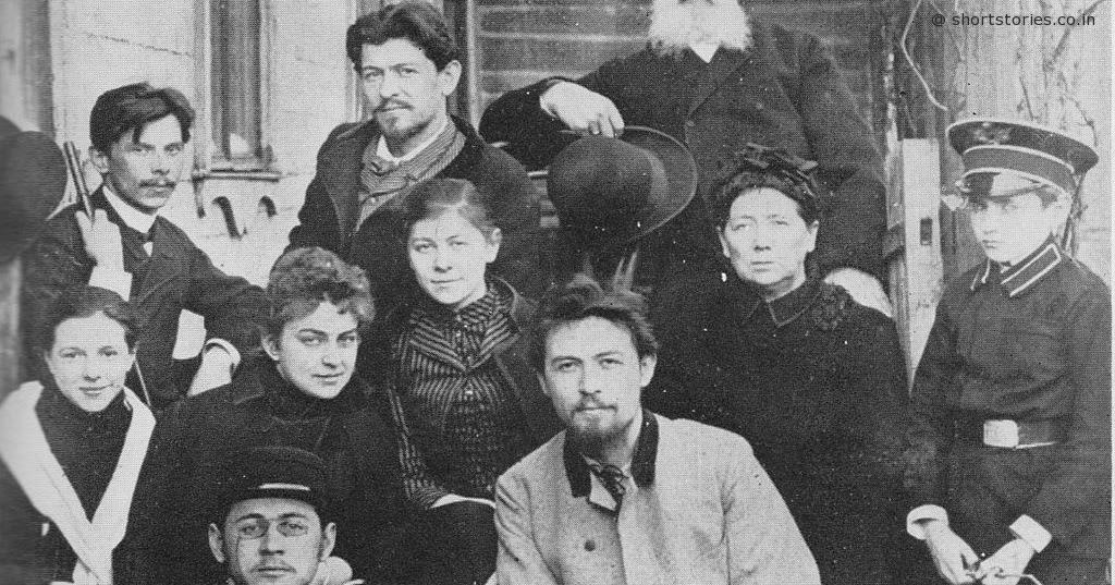 Anton Chekhov Family and Friends