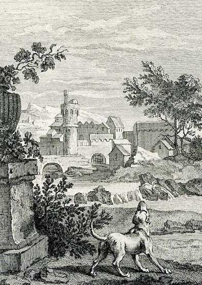 Jean de La Fontaine Fables - Book 10 - Fable 9