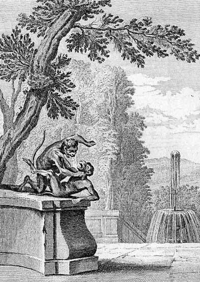Jean de La Fontaine Fables - Book 12 - Fable 19