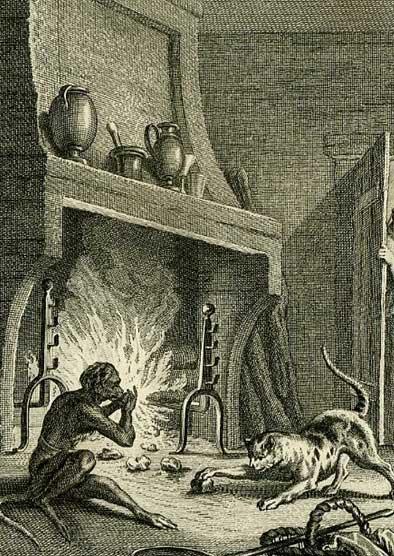 Jean de La Fontaine Fables - Book 9 - Fable 17