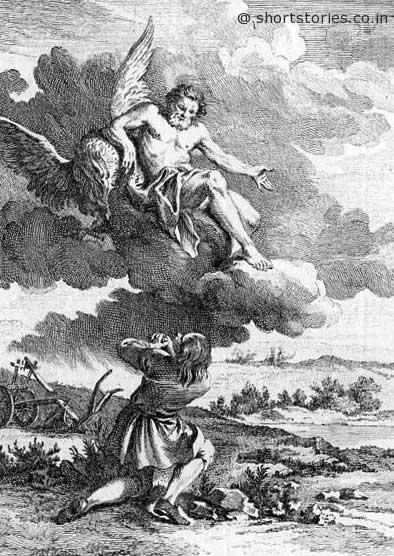 Jean de La Fontaine Fables - Book 6 - Fable 4