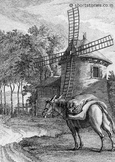Jean de La Fontaine Fables - Book 6 - Fable 7