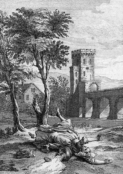 Jean de La Fontaine Fables - Book 7 - Fable 10