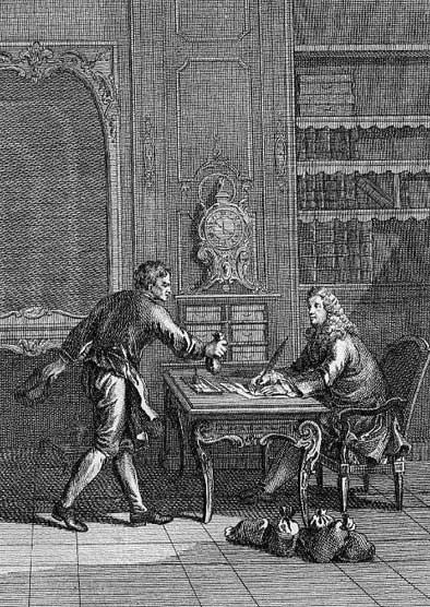 Jean de La Fontaine Fables - Book 8 - Fable 2