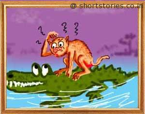 the-croc-and-the-monkey-shortstoriescoin-image1