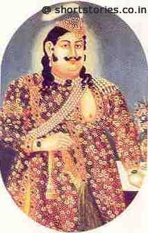 King Wajid Ali shah