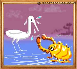 foolish-crane-mongoose-panchatantra-tales-image2